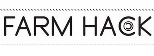 Logo of the Farmhack Website