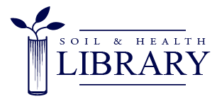 Logo of the Soil & Health Library